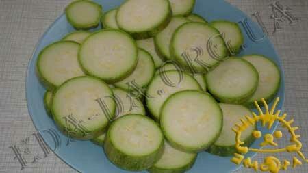 Кулинарные рецепты с фото - 'Сэндвичи' из кабачков и баклажанов с помидорами, Фото 1