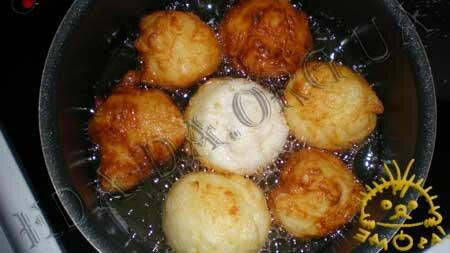 Кулинарные рецепты с фото - Творожные пончики, Фото 9