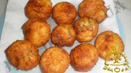 Кулинарные рецепты с фото - Творожные пончики, Фото 10