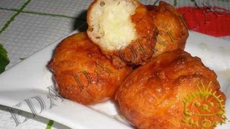 Кулинарные рецепты с фото - Творожные пончики, Фото 11