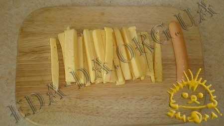 Пошаговая инструкция приготовления блюда. Фотография - шаг 3.