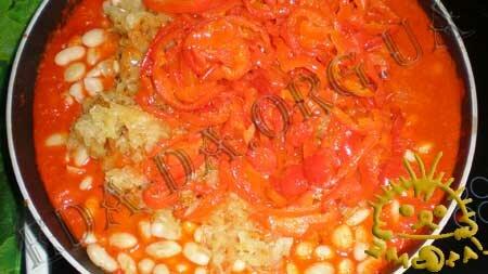 Кулинарные рецепты с фото - Овощная закуска с фасолью, Фото 9