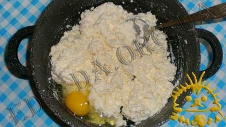 Кулинарные рецепты блюд с фото - Творожные пирожки, пошаговое фото 2
