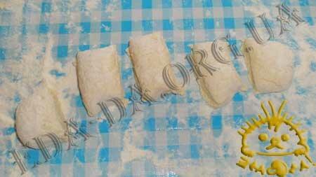 Кулинарные рецепты блюд с фото - Творожные пирожки, пошаговое фото 8