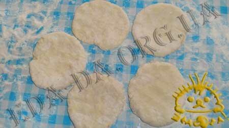Кулинарные рецепты блюд с фото - Творожные пирожки, пошаговое фото 10