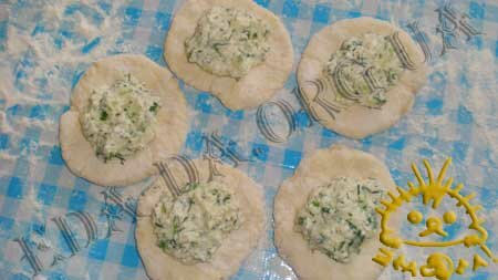 Кулинарные рецепты блюд с фото - Творожные пирожки, пошаговое фото 11