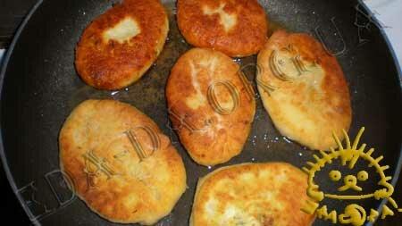 Кулинарные рецепты блюд с фото - Творожные пирожки, пошаговое фото 14