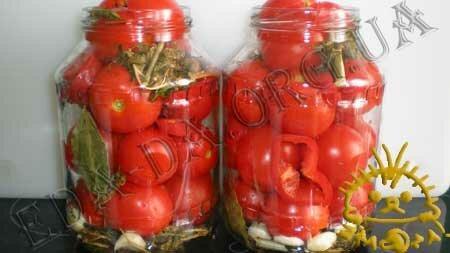 Кулинарные рецепты с фото - Соленые помидоры, Фото 0