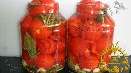 Кулинарные рецепты с фото - Соленые помидоры, Фото 1