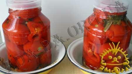 Кулинарные рецепты с фото - Соленые помидоры, Фото 2