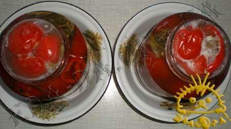 Кулинарные рецепты с фото - Соленые помидоры, Фото 3