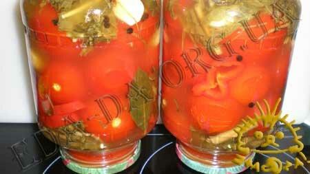 Кулинарные рецепты с фото - Соленые помидоры, Фото 5
