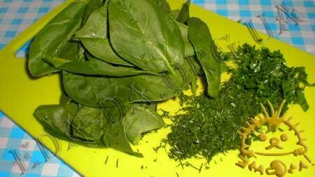 Кулинарные рецепты блюд с фото - Теплый салат с цветной капустой, пошаговое фото 5