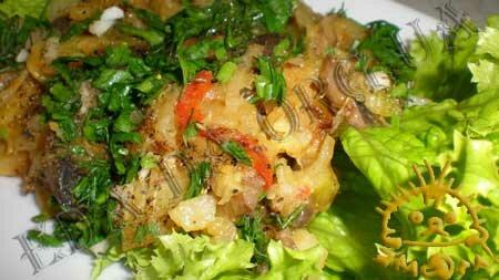 Кулинарные рецепты с фото - Овощное рагу с маринованными шампиньонами, Фото 9