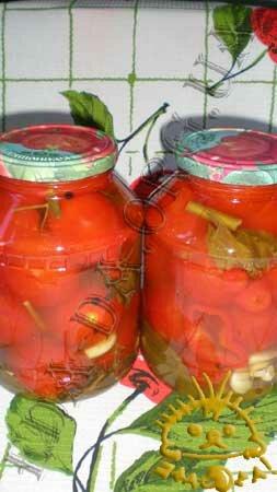 Кулинарные рецепты с фото - Соленые помидоры, Фото 7