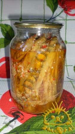 Кулинарные рецепты с фото - Баклажаны острые, Фото 5