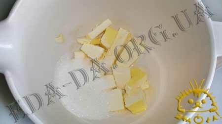 Кулинарные рецепты блюд с фото - Ореховые ватрушки (песочное печенье), пошаговое фото 1