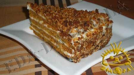 Кулинарные рецепты с фото - Торт Медовик, Фото 5