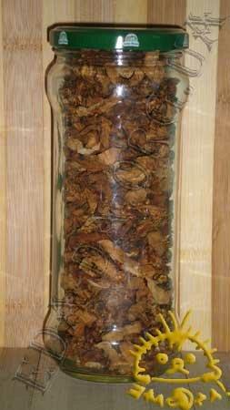 Кулинарные рецепты с фото - Сушеные баклажаны, Фото 3