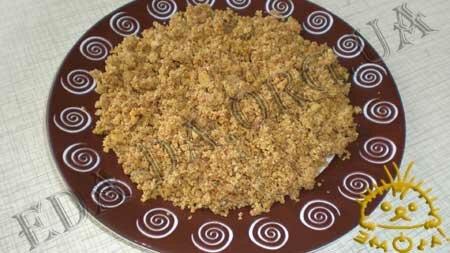 Кулинарные рецепты блюд с фото - Ореховые ватрушки (песочное печенье), пошаговое фото 5