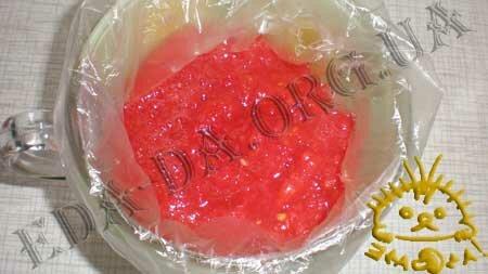 Кулинарные рецепты с фото - Замороженный томатный сок, Фото 1
