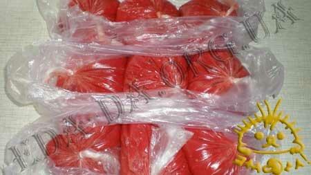 Кулинарные рецепты с фото - Замороженный томатный сок, Фото 3