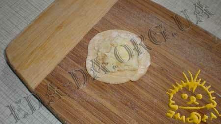 Кулинарные рецепты блюд с фото - Вареники с картошкой, пошаговое фото 8