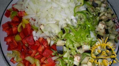 Кулинарные рецепты с фото - Баклажанная икра, Фото 0