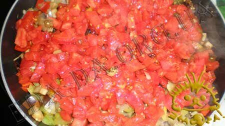 Кулинарные рецепты с фото - Баклажанная икра, Фото 2
