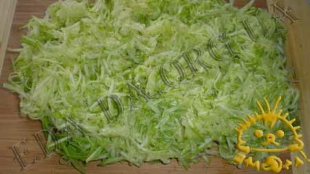 Кулинарные рецепты с фото - Салат с кабачком, пастернаком и сельдереем, Фото 0