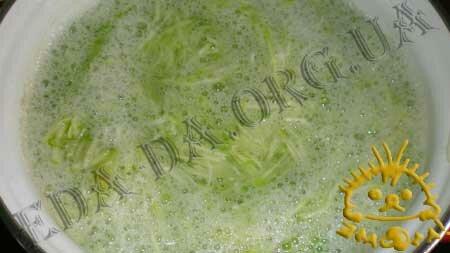 Кулинарные рецепты с фото - Салат с кабачком, пастернаком и сельдереем, Фото 1