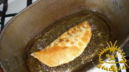 Кулинарные рецепты блюд с фото - Чебуреки, пошаговое фото 10