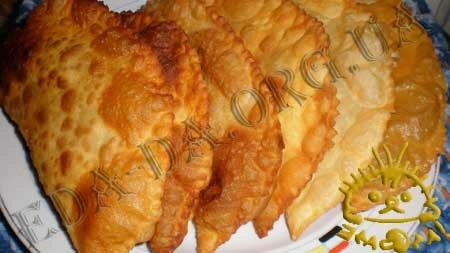 Кулинарные рецепты блюд с фото - Чебуреки, пошаговое фото 12