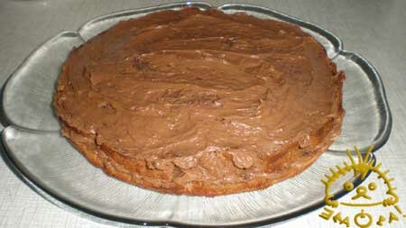 Торт Пражский, шаг 20