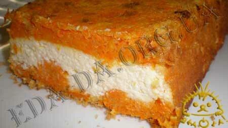 Кулинарный мастер класс - Морковная запеканка с творогом, шаг 9