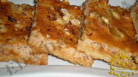 Кулинарный мастер класс - Пирог Сластена. Нажать для увеличения.
