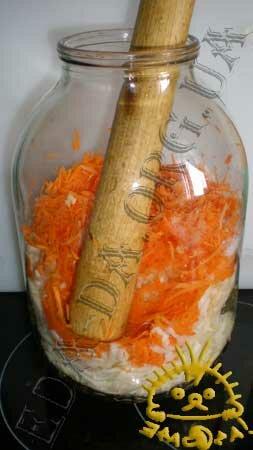 Кулинарные рецепты с фото - Квашеная капуста, Фото 1