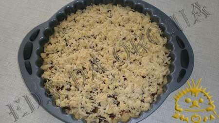 Кулинарные рецепты блюд с фото - Тертый пирог с вареньем, Фото 14