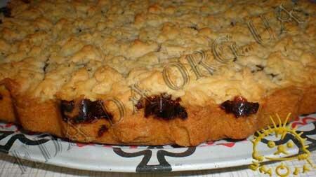Кулинарные рецепты блюд с фото - Тертый пирог с вареньем, Фото 16
