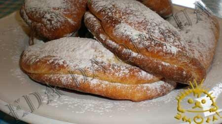 Кулинарные рецепты блюд с фото - Романтика (выпечка). Нажать для увеличения.