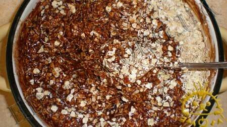 Кулинарные рецепты блюд с фото - Печенье для сладкоежек (без выпекания), пошаговое фото 4