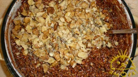 Кулинарные рецепты блюд с фото - Печенье для сладкоежек (без выпекания), пошаговое фото 6