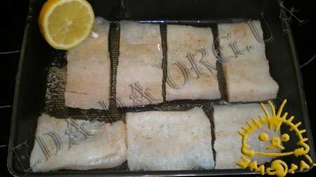 Кулинарные рецепты с фото - Запеченная рыба с фенхелем и луком-пореем, Фото 0