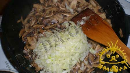 Кулинарные рецепты блюд с фото - Грибное рагу с овощами, пошаговое фото 4