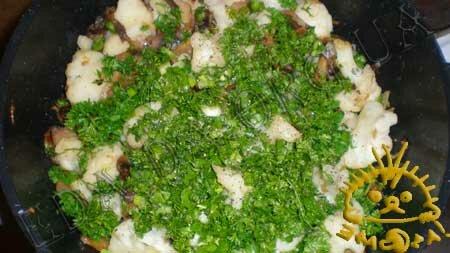 Кулинарные рецепты блюд с фото - Грибное рагу с овощами, пошаговое фото 6