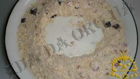 Кулинарные рецепты с фото - Печенье с орехами, шоколадом и сушеными фруктами, Фото 4