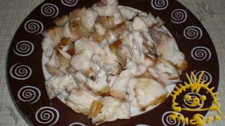Кулинарные рецепты с фото - Макароны с рыбой, Фото 2