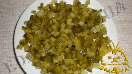 Кулинарные рецепты блюд с фото - Яичный салат, Фото 2