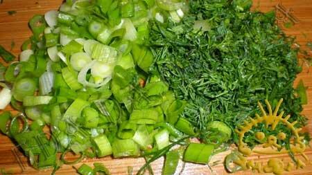 Кулинарные рецепты блюд с фото - Яичный салат, Фото 4