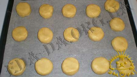 Кулинарные рецепты блюд с фото - Новогоднее печенье с начинкой, пошаговое фото 10